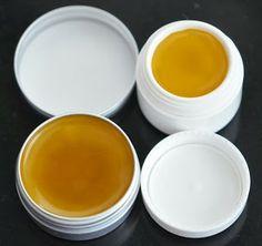 Receta Bálsamo labial casero con miel