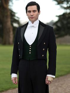Downton Abbey Rob James-Collier aka Thomas