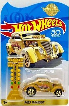 Hot Wheels 2018 Pass N Gasser Gold Anniversary Case of 72 for sale online Custom Hot Wheels, Vintage Hot Wheels, Hot Wheels Cars, Carros Hot Wheels, Festa Hot Wheels, Matchbox Cars, Toy Trucks, Monster Trucks, Automobile