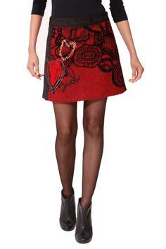 Desigual Passion Skirt