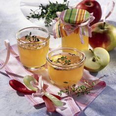 Apfel-Thymian-Gelee Rezept
