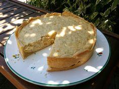 Kein Kuchen ist auch keine Lösung: Apfel-Milchreis-Kuchen