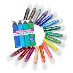Sale! Kid Made Modern // Jumbo Markers - Kid Made Modern / Rainbow