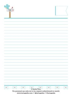 Lined Letter Writing Paper Pinpatricia Mcclimans On Stationary  Pinterest  Writing Paper .