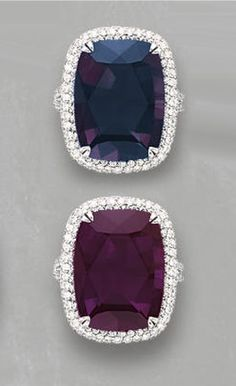 Alexandrites are among the rarest, most spectacular and expensive gemstones in the world.