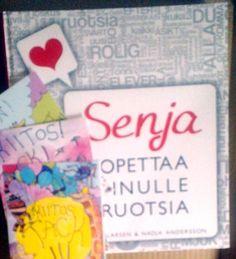 Senja opettaa sinulle ruotsia (Twitter images by @jjanhone) http://senjaopettaa.fi/