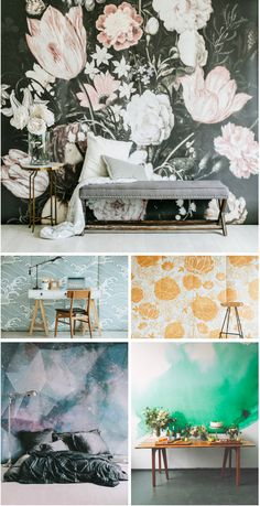 Extraordinary Wall Murals Add Artistic Flair to Your Home