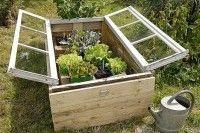 Décoration Jardin - 7 idées récup' pour embellir le jardin