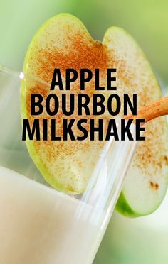 Turn your apple pie into an Apple Bourbon Milkshake with this cocktail recipe from The Chew. http://www.recapo.com/the-chew/the-chew-recipes/the-chew-daphne-oz-10-layer-bar-recipe-apple-bourbon-milkshake/