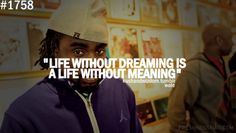Find images and videos about quotes, life and meaning on We Heart It - the app to get lost in what you love. Wale Quotes, Lyric Quotes, Words Quotes, Wise Words, Motivational Quotes, Sayings, Keep Calm Quotes, Quotes To Live By, Monday Motivation