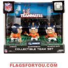 Denver Broncos Lil' Teammates Collectible Team Set