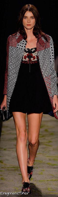 Patricia Bonaldi Fall-Winter 2015-2016 Ready-To-Wear