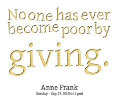 quotes+about+charity | Page 1 of Quotes about charity- Inspirably.com