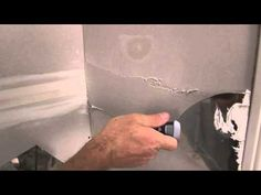 How to Tape a Drywall Joint Part 2 - YouTube