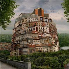 Tower of Brussels - Eric de Ville