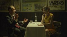 Marco Gambino and Valeria Vereau in Closure, a short film by Enrico Poli