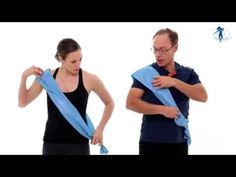 Shoulder Toning and Release with Bands - Franklin Method®  Janice here is another one.