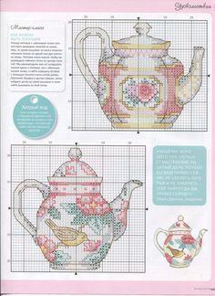 Russian Teapots 2 of 4