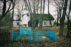 Images of Chernobyls Ghosts