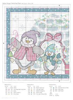 Gallery.ru / Фото #125 - A Cross Stitch Christmas - Holiday Celebrations - ravi