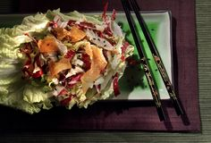 Chinois chicken salad