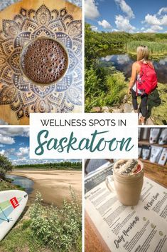 From outdoor adventures to medicine walks, here are some of the best ways to get your wellness fix in Saskatoon, Saskatchewan. Backpacking Canada, Backpacking Tips, Canada Travel, Visiting Niagara Falls, Canada Holiday, Visit Canada, Outdoor Adventures, Travel Around The World
