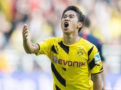 MOM! Shinji Kagawa - Borussia Dortmund - MF - #7