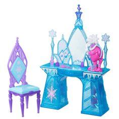 Disney Frozen Snow Glimmer Vanity Set - Walmart.com