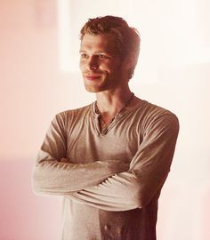 Klaus Mikaelson this is my casual outfit when I'm not murdering people