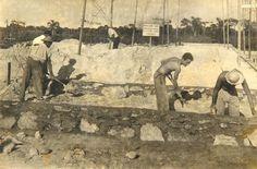 fotos antigas de praia grande sp - Pesquisa Google Construindo a cidade da criança na Praia Grande