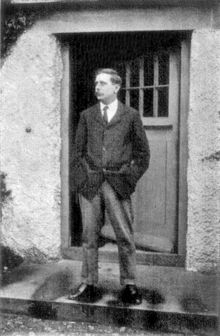 Science  Fiction writer H. G. Wells.