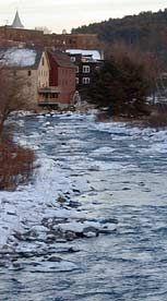 Littleton, NH - Ammonoosuc river