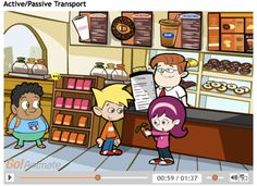 GoAnimate For Schools Is Good To The Molecular Level / Guest post by Jackie Karenbauer    #EdTech #Science #Animation #Animated #Video #TeachingWithVideo #Technology #Education