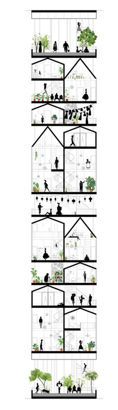 Gallery of Bee Breeders Announce Winners of Hong Kong Pixel Homes Competition - 28