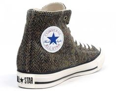 "Converse Chuck Taylor All Star ""Harris Tweed"" 