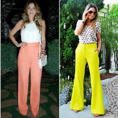 Fashion For Girls: Pantalonas.
