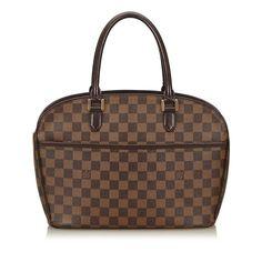 568b774193 Louis Vuitton - Damier Ebene Sarria Horizontal Handbag. Catawiki