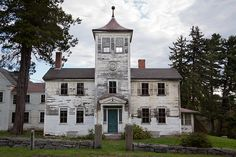 Isaac Adams Estate, Sandwich, New Hampshire. Isaac Adams was an American inventor and politician. He served in the Massachusetts Senate and invented the Adams Power Press, which revolutionized the printing industry.