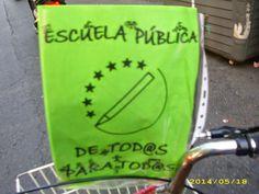 II Marcha del Lápiz Verde