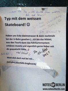 U-Bahnhof Schönhauser Allee | #Prenzlauerberg // Mehr #NOTES findet ihr auf www.notesofberlin.com