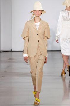 Sfilata Jil Sander Milano - Collezioni Primavera Estate 2016 - Vogue
