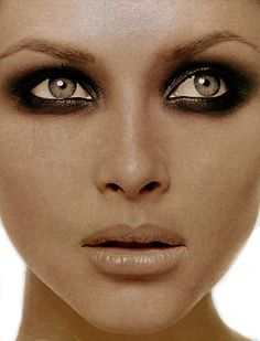 Smudge-free Eye Makeup | CherylStyle--l I love this look