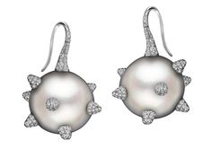 Bao Bao Wan Spiky Pearl Earrings » Latest Revival - what to do with an extra 21,000$ just lying around