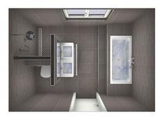 badkamers grijs - Google zoeken