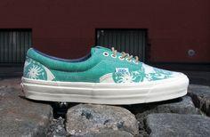 "#TakaHayashi x #Vans Vault Era LX ""Sea Life"" #sneakers"