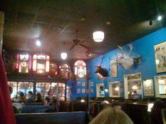 Blueberry Hill --- Delmar Loop -- St. Louis MO. Best Reuben sandwich ever.
