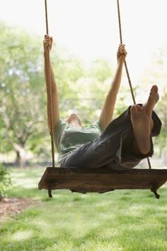 LOVE to swing!!!!