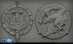 Heroes of the Storm 3D Art Dump by Michael vicente – Orb – cgvilla