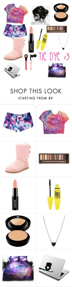 """""""Untitled #36"""" by i-found-wonderland ❤ liked on Polyvore featuring UGG Australia, Urban Decay, NYX, Giorgio Armani, ZoÃ« Chicco and Beats by Dr. Dre"""