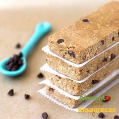 Barra Proteica de Cookie de Chocolate